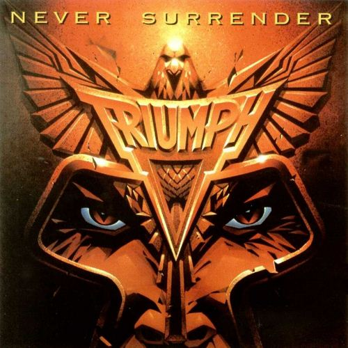 Triumph - 1983 - Never surrender.jpg